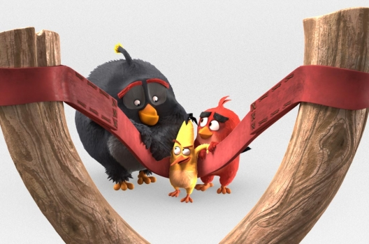 Angry Birds – Motion Graphics